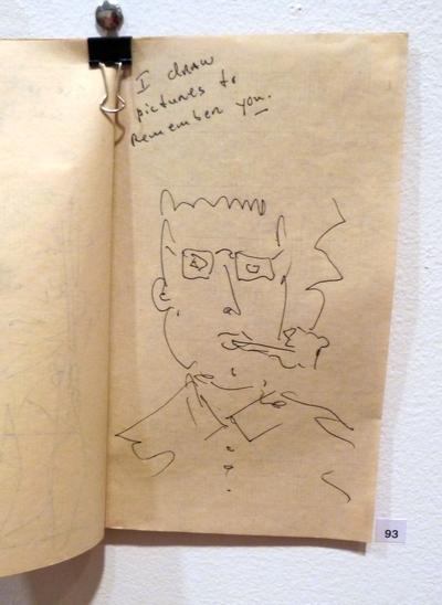Mark O'Grady, Notes #2