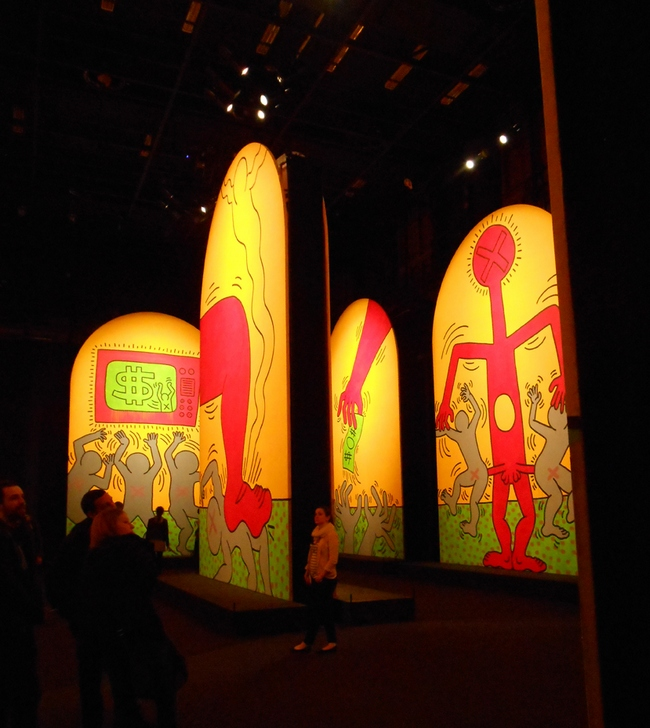 Keith Harring- 2a