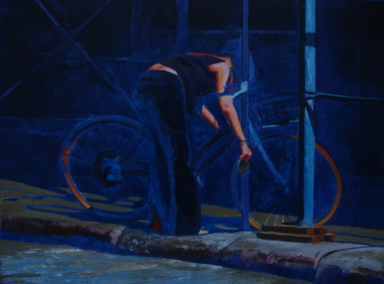 Dylan Williams-girls on bicycles 2