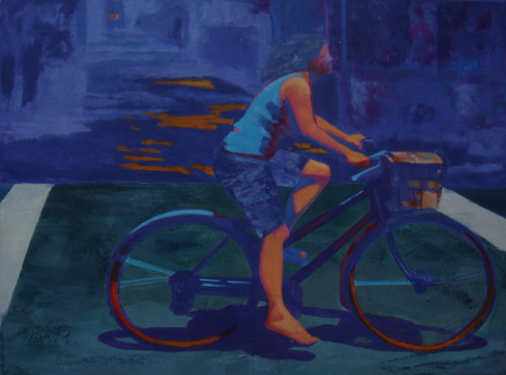 Dylan Williams- girls on bicycles 3