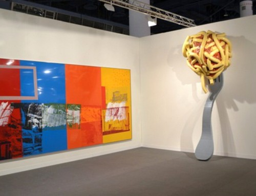 Fun, Art, and a Little Light at the Miami Basel