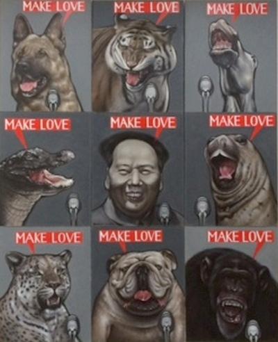 Yuan Guo Lei- No War series
