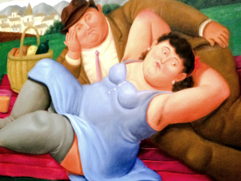Botero in China