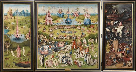 Bosch at El Prado