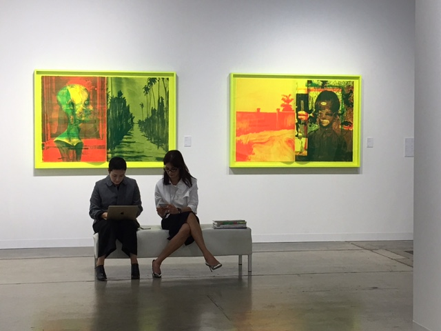 Art Basel Miami 2016, by C.C