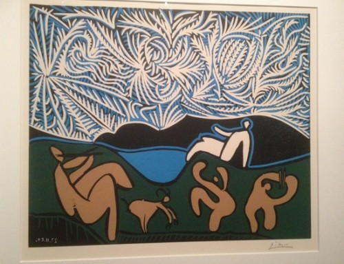 Picasso and Nature